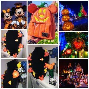 Disney Not so Scary Halloween Party Ítems🎃 👻